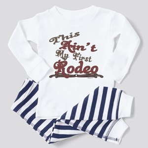 First Rodeo Toddler Pajamas