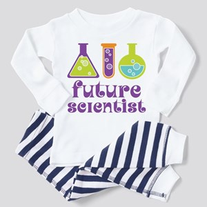 future scientist testtubes Pajamas