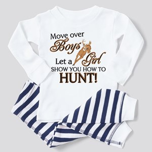 Let a Girl Show You How to Hunt Toddler Pajamas