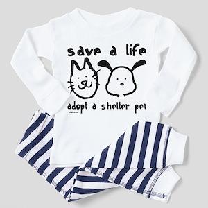 Save a Life - Adopt a Shelter Pet Toddler T