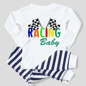Racing Baby Toddler Pajamas