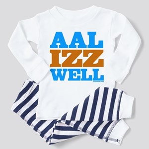 AAL IZZ WELL. Toddler Pajamas