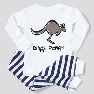 Kanga Power! Toddler Pajamas