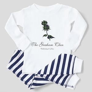 Graham Clan 90th Birthday Bag Pajamas