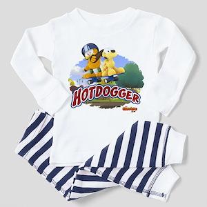 Hotdogger Toddler Pajamas