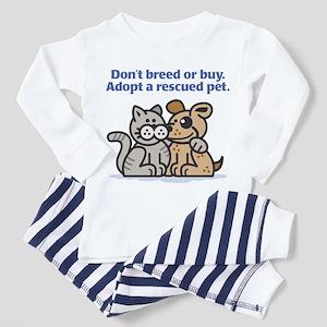 Don't Breed Toddler Pajamas