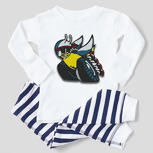 SUPER BEE Toddler Pajamas