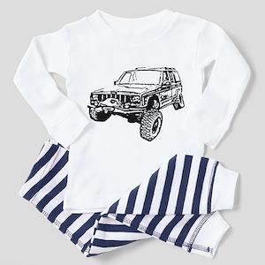 Cherokee Poser (XJ) Pajamas