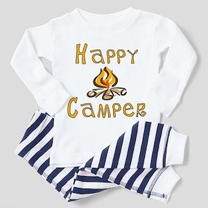 Happy Camper Toddler Pajamas
