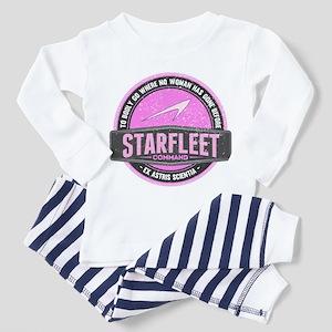 Vintage Starfleet Command Insignia Pajamas