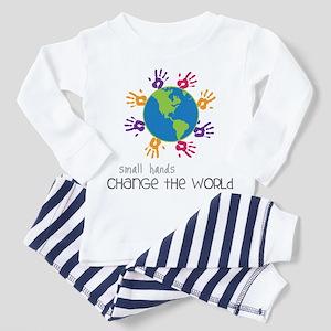 Small Hands Toddler Pajamas