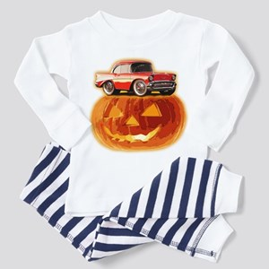 BabyAmericanMuscleCar_57BelR_Halloween02 Pajamas