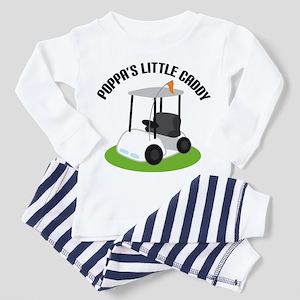 Poppa's Caddy Toddler Pajamas