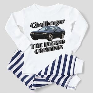 Challenger Toddler Pajamas