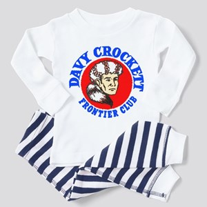 Davy Crockett #2 Toddler Pajamas