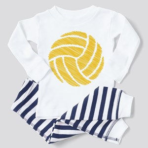 scribble ball Toddler Pajamas