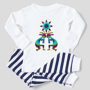 Two Kokopelli #41 Toddler Pajamas