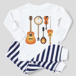 String Instruments Toddler Pajamas