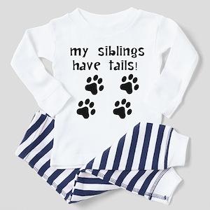 My Siblings Have Tails Pajamas