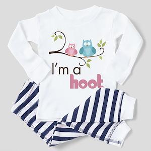 I'm A Hoot Toddler Pajamas