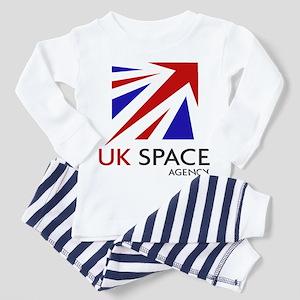 UK Space Agency Toddler Pajamas