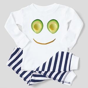 Cute Avocado Face 4Rhonda Pajamas