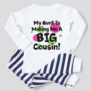 My Aunt Is Making Me A Big Cousin! Pajamas