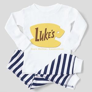 Luke's Pajamas