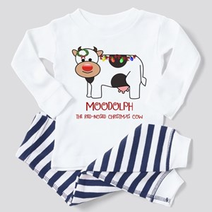 MOODOLPH THE RED-NOSED CHRISTMAS COW Pajamas