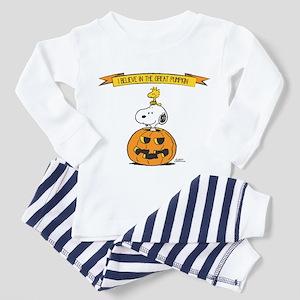 Peanuts Believe Great Pumpkin Pajamas
