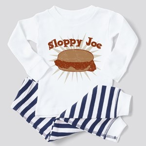 Sloppy Joe Toddler Pajamas