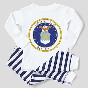 Air Force USAF Emblem Pajamas