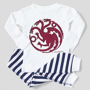 Game of Thrones House Targaryen Toddler Pajamas