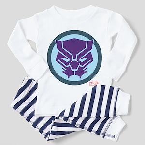 Black Panther Icon Pajamas