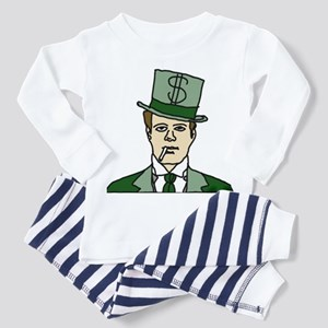 banker Toddler Pajamas