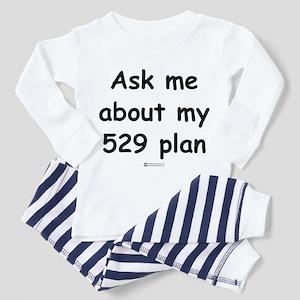 529 Plan -  Toddler Pajamas