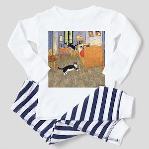 Vincent's CATS Toddler Pajamas