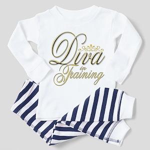 Diva in Training Toddler Pajamas