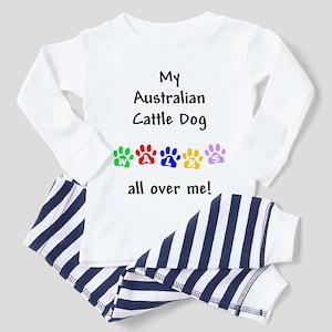 ACD Walks Toddler Pajamas