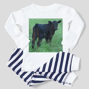 calf Toddler Pajamas