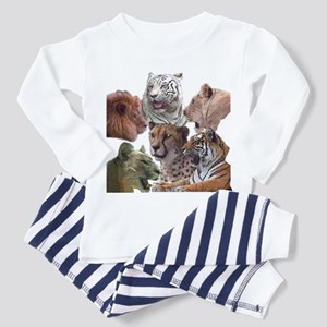 big cats Toddler Pajamas