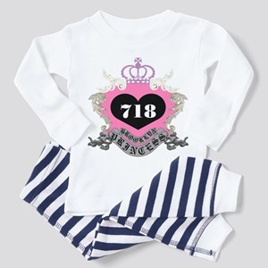 """BROOKLYN PRINCESS 718"" Toddler Pajamas"