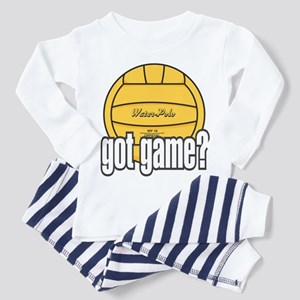 Water Polo Got Game? Toddler Pajamas