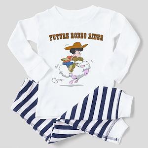 Future Rodeo Rider Toddler Pajamas