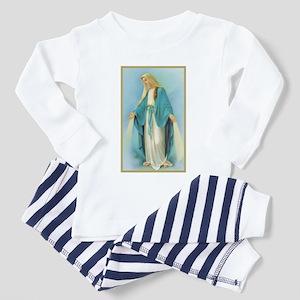 Virgin Mary Toddler Pajamas