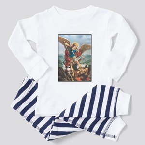 St. Michael the Archangel Toddler Pajamas