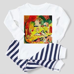 The Joy of Life Matisse 1905 Toddler T-Shir