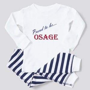 Osage Toddler Pajamas