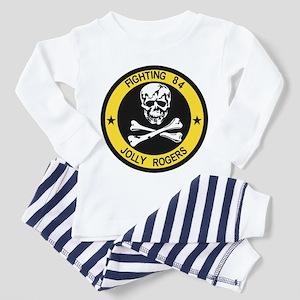 VF-84 Jolly Rogers Toddler Pajamas