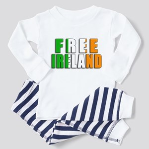Free Ireland Toddler Pajamas